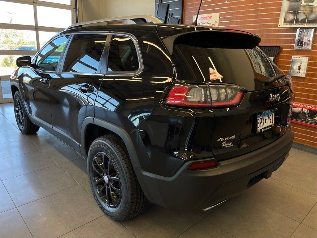 Used 2019 Jeep Cherokee Latitude Plus with VIN 1C4PJMLX6KD271507 for sale in Monticello, Minnesota