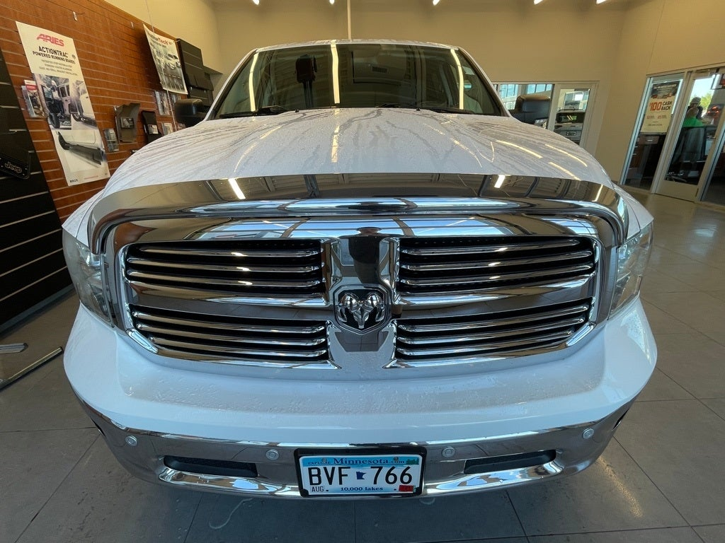 Used 2018 RAM Ram 1500 Pickup Big Horn with VIN 1C6RR7LT2JS323782 for sale in Monticello, Minnesota