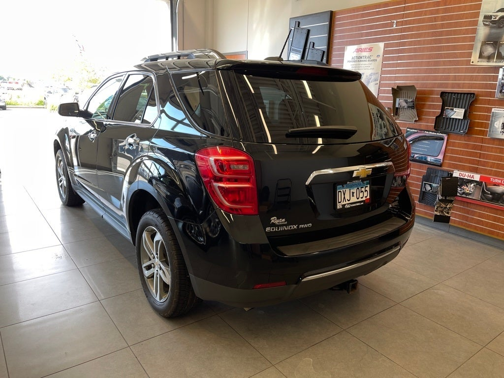 Used 2017 Chevrolet Equinox Premier with VIN 2GNFLGEK1H6183505 for sale in Monticello, Minnesota