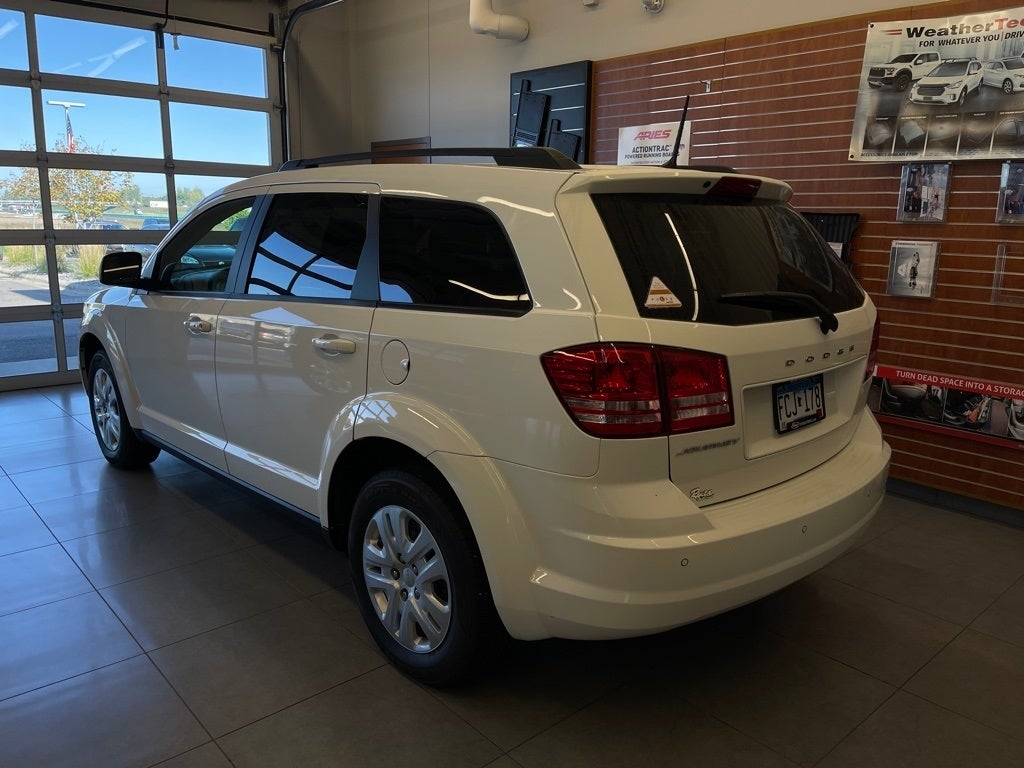 Used 2020 Dodge Journey SE with VIN 3C4PDCAB9LT201794 for sale in Monticello, Minnesota